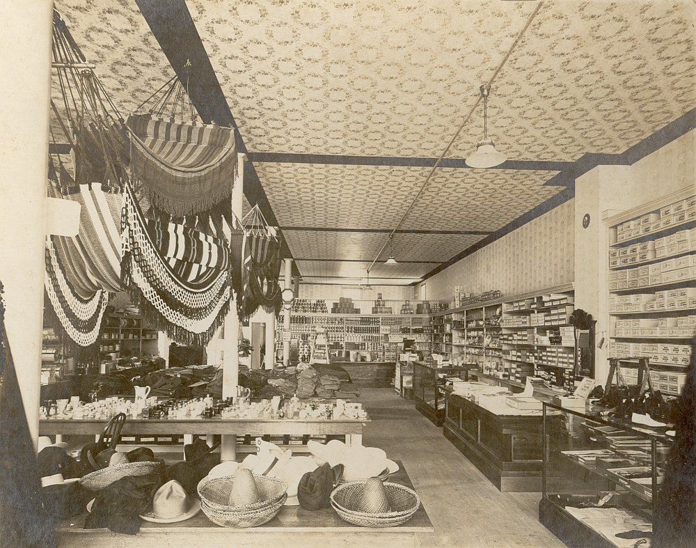 Interior of JC Piersons Store  Av9361