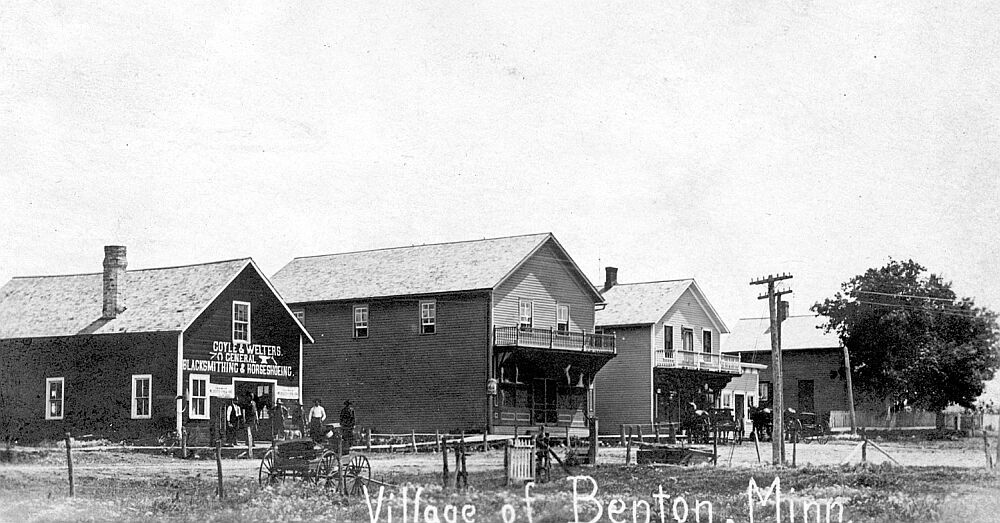 Village of Benton